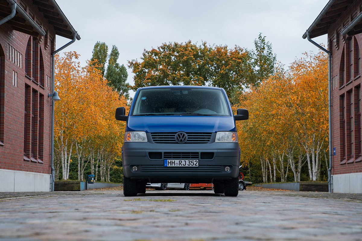 VW T5 -Front