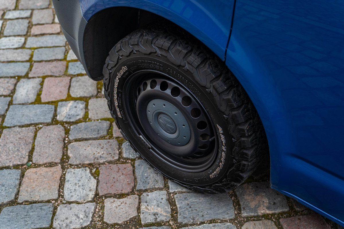 VW T5 -Reifen