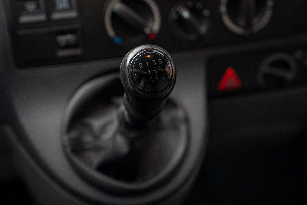 VW T5 -Interior