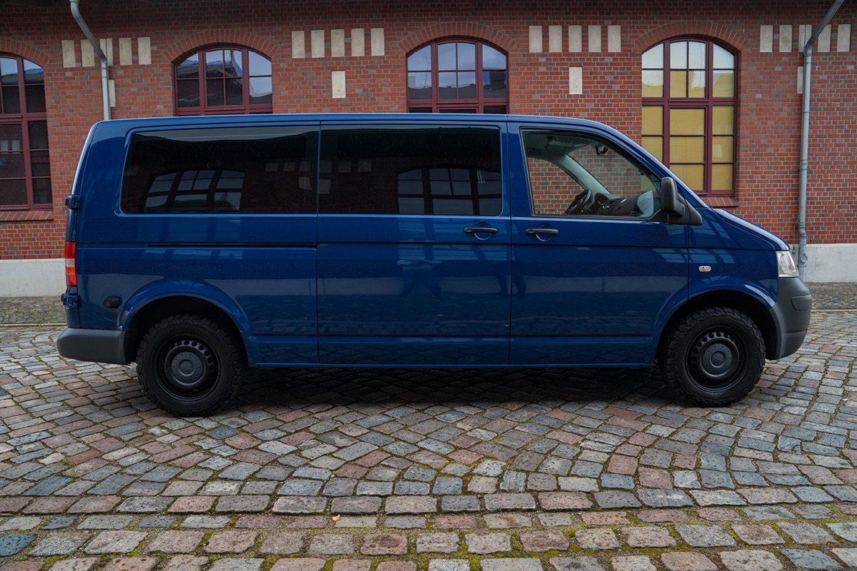 VW T5 -Rechte Seite
